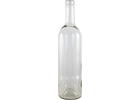 Wine Bottles (Clear) - 750ml (Case of 12) - Pallet of 96 Cases