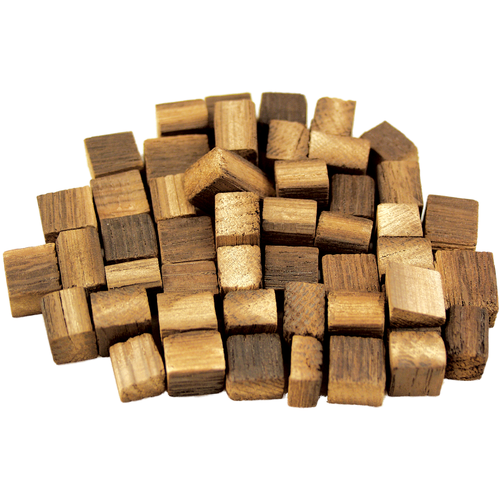 Oak Cubes - French (Med +)