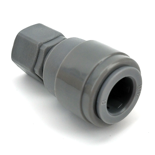 Duotight Push-In Fitting - 9.5 mm (3/8 in.) x 1/4 in. Flare